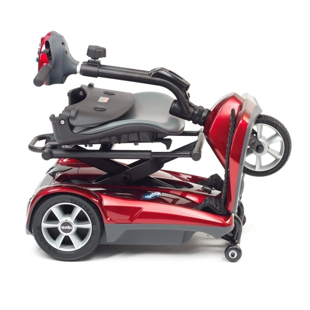 Folding Scooter 1